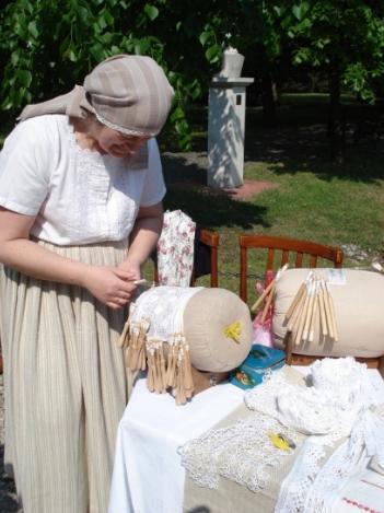 Starptautiskais mežģīņu festivāls – izstāde Ungārijā, Kiškunhalašas pilsētas muzejā